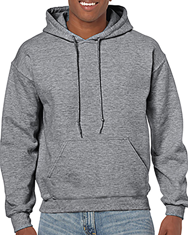 Gildan G185 Heavy Blend Adult Hooded Sweatshirt 18500