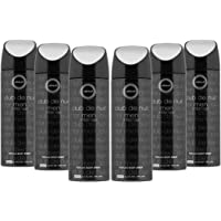 Club De Nuit Intense Men, Perfume Body Spray, Deodorant For Him - 200ml (PACK OF 6) By ARMAF From The House of Sterling