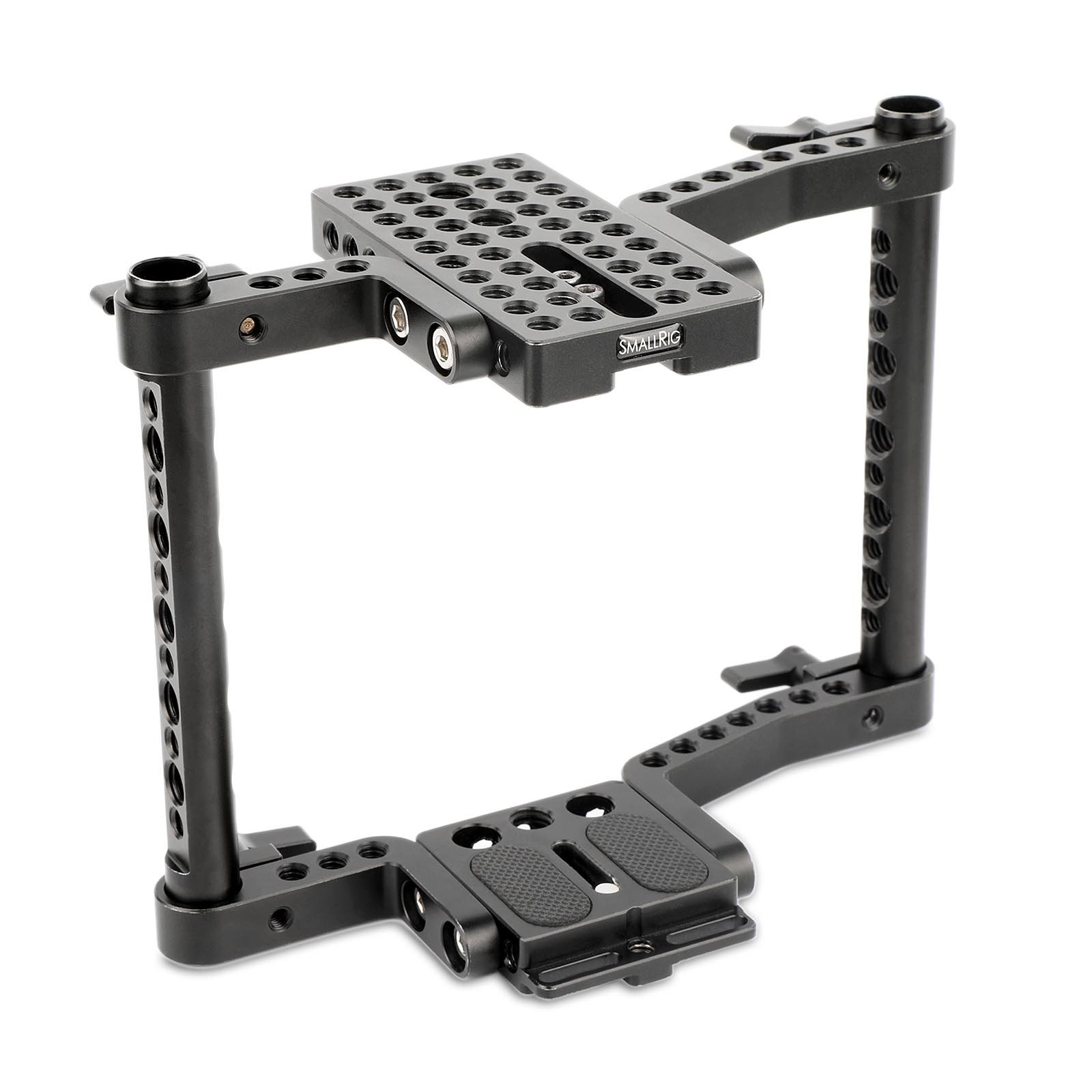 SMALLRIG 1584 Cage for DSLR Camera for Panasonic GH5/GH4/...