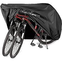 PUBAMALL Funda de Bicicleta - Resistente al Agua y Anti-UV - Cubiertas de Almacenamiento para Bicicletas de montaña y…