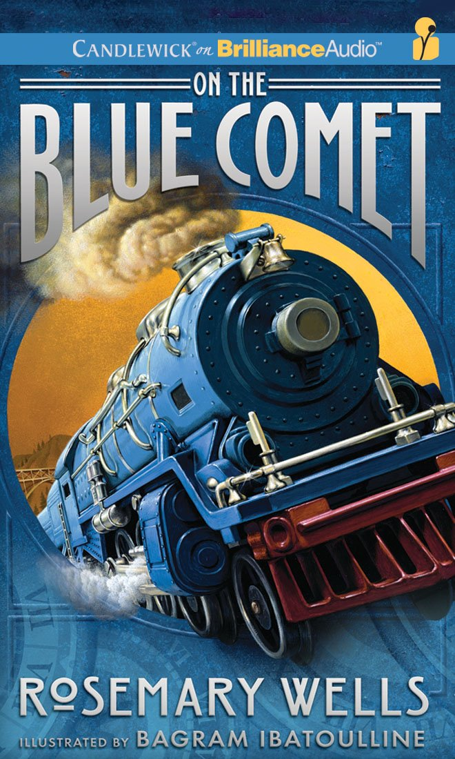 On the Blue Comet ebook