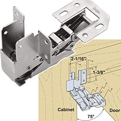Charmant Platte River 937051, Hardware, Hinges, Specialty, Hold Up Hinge For Overhead  Bin