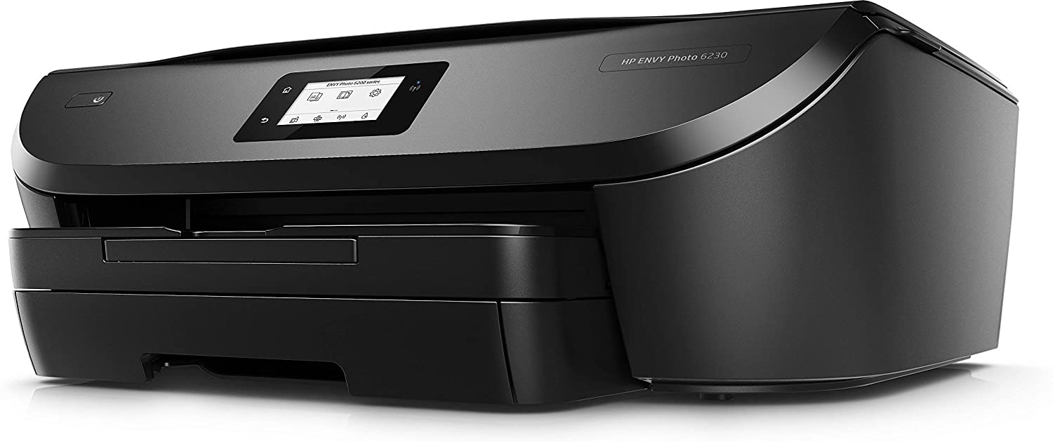 HP Envy Photo 6230 – Impresora multifunción inalámbrica (Tinta, Wi-Fi, copiar, escanear, impresión a doble cara, 1200 x 1200 PPP, 1 año de Instant Ink ...