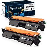 Valuetoner Compatible Toner Cartridge Replacement for HP 94A CF294A to use with Laserjet Pro MFP M148dw, M148fdw, M118dw, Laserjet M148, M118 Printer (Black, 2 Pack)