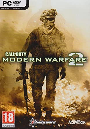 Image result for Call_Of_Duty_Modern_Warfare_2 cover pc