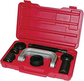 Specialty Products Company 29504 Receiver Tube for RWD//4WD Ball Joint Press Part No: 72509