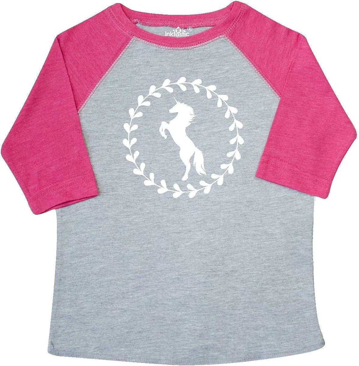 inktastic Unicorn Gift Idea Toddler T-Shirt