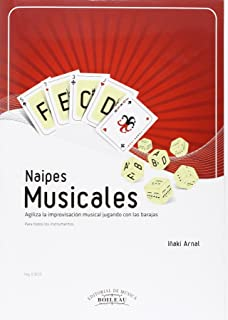 Naipes Musicales: Agiliza la improvisación musical jugando con las barajas