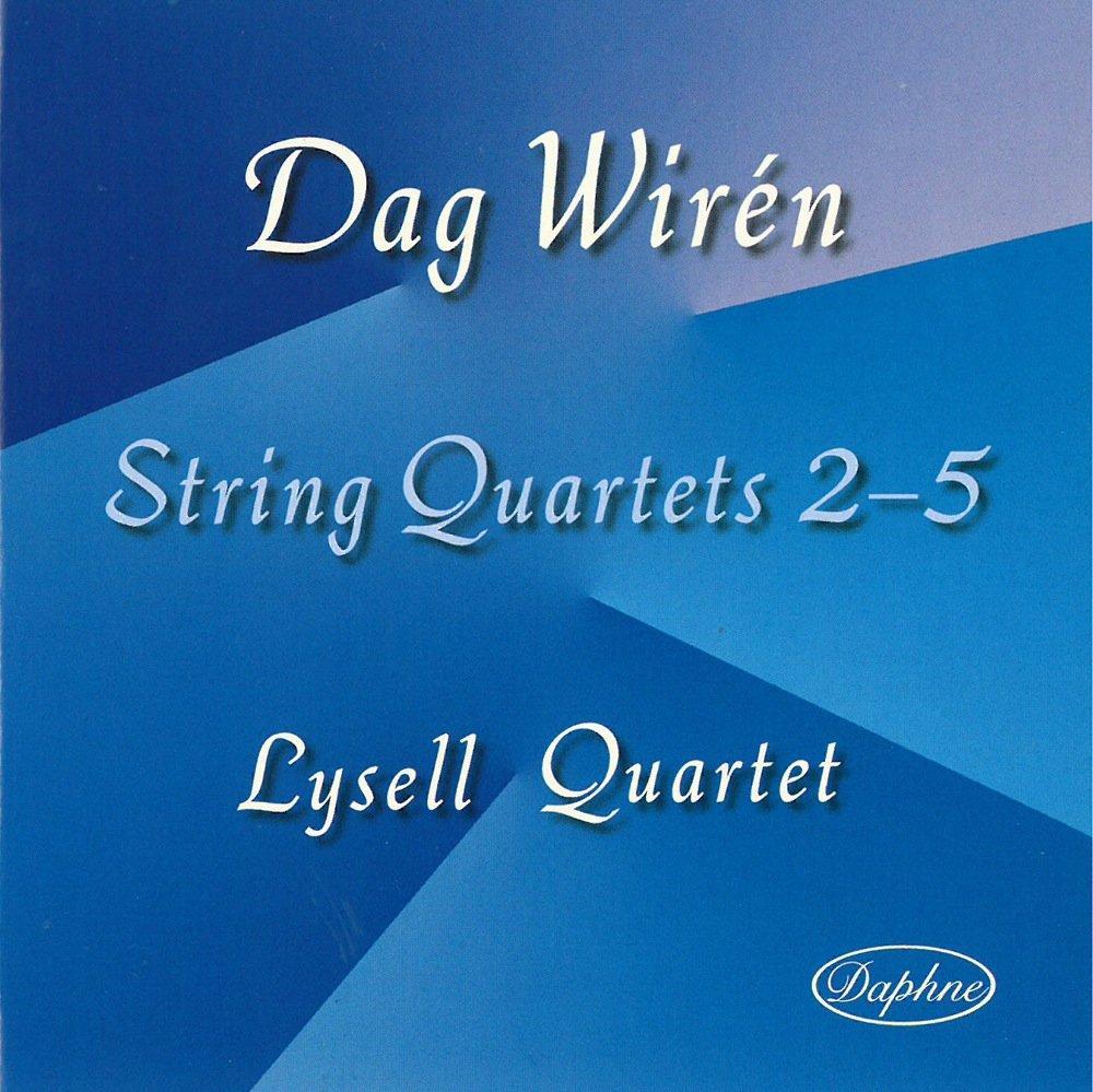 Wiren: String Quartets No 2-5