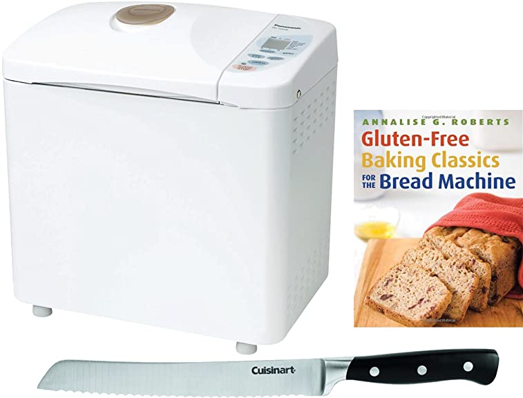Top 20 Best Panasonic Bread Maker Reviews Buying Guide 2017-2018 - cover