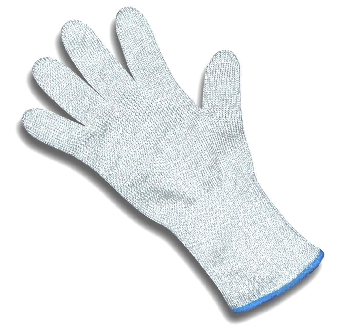 Anti-cut Gloves Safety Cut Proof Stab Resistant Stainless Steel Wire Metal Mesh Level 5 Protection Safety Kitchen Cuts Gloves To Win Warm Praise From Customers Back To Search Resultssecurity & Protection