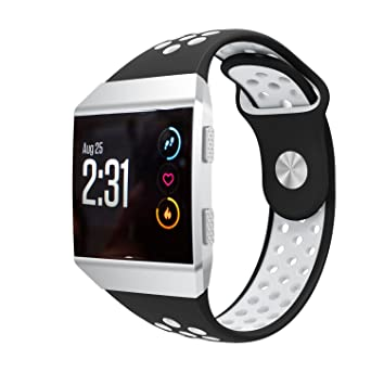 Correa de reloj para Fitbit Ionic, de TopTen; correa ajustable, de ...