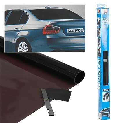 0,5 x 3 m TLV r/ésistant aux rayures RenxinU Film teint/é anti UV pour vitres de voiture