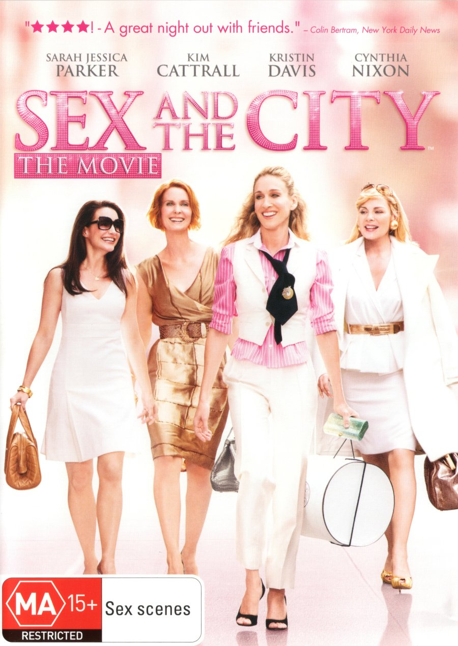 Sex the city movie news