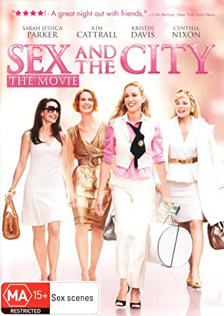 Sex and the city movie in australia