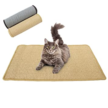 Amazon.com: Downtown Pet Supply - Alfombra rascadora natural ...