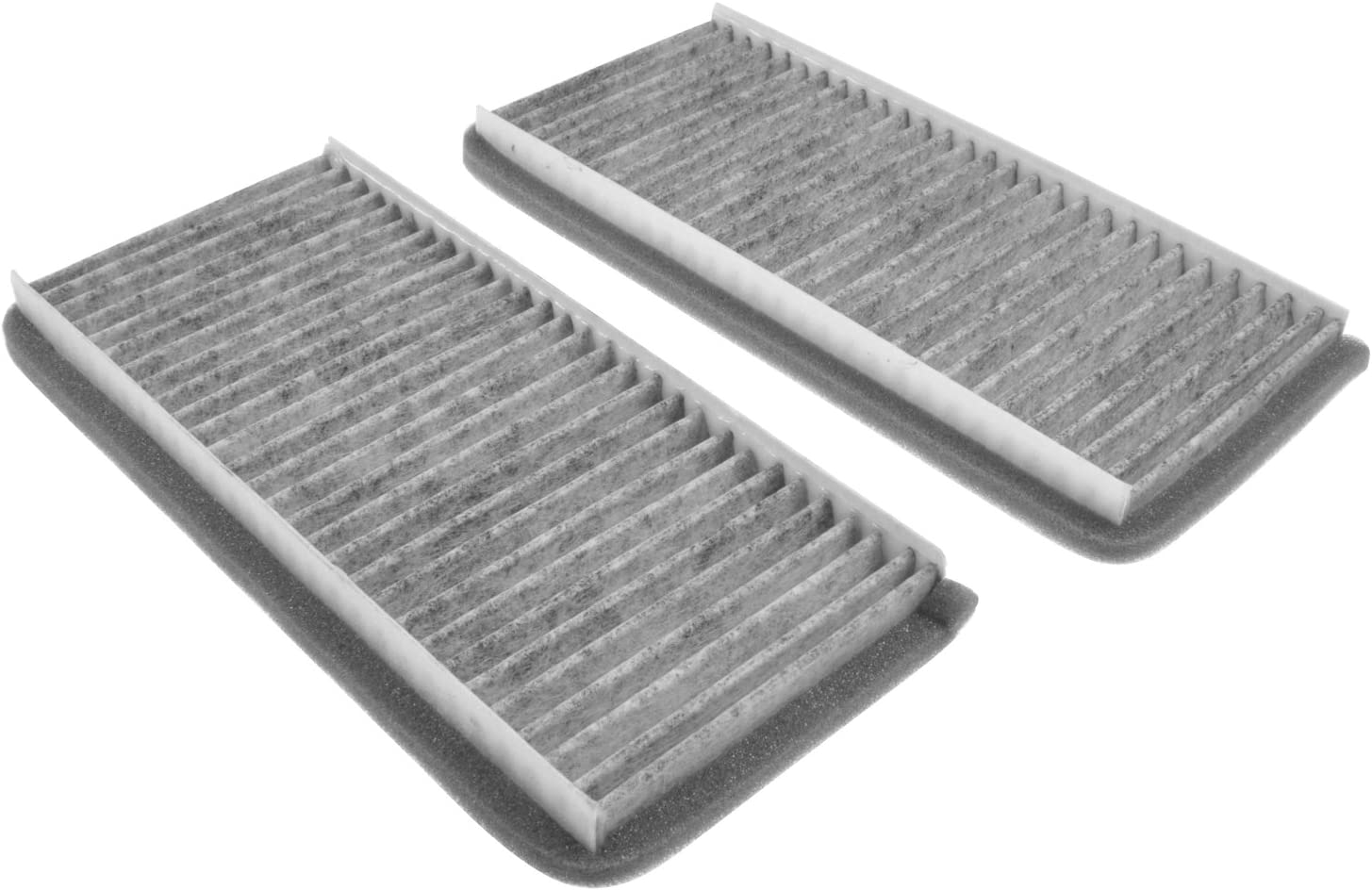 pack of one Blue Print ADM52512 Cabin Filter Set