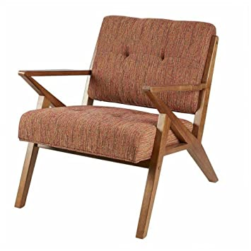 Wondrous Amazon Com Lounge Chair Indoor Tufted Armchair For Living Alphanode Cool Chair Designs And Ideas Alphanodeonline