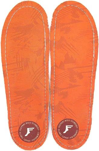 [フットプリント] INSOLE インソール KINGFOAM ORTHOTIC ORANGE CAMO スケートボード スケボー SKATEBOARD