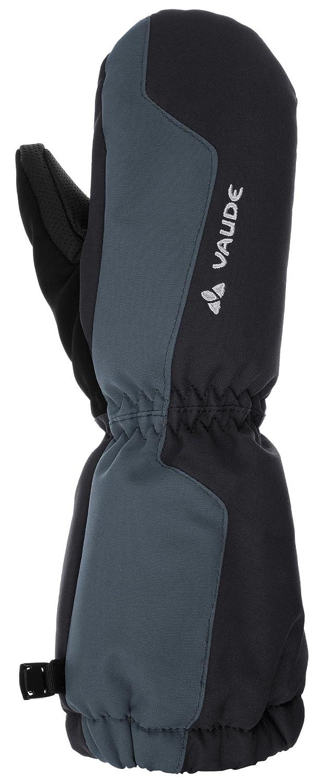 VAUDE Handschuhe Kids Snow Cup Mitten III - Guantes para niño, color negro, talla DE: 6 05263