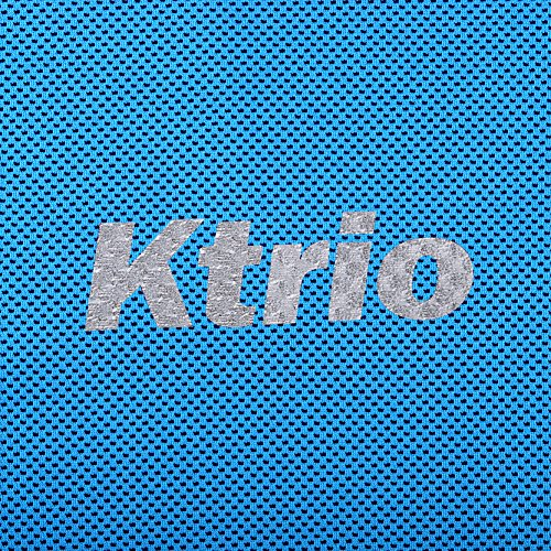 "Ktrio Cooling Towel, Cool Towel for Instant Cooling Relief, Chilling Neck Wrap, Ice Cold Scarf For Men & Women, 40x12"", Microfiber Bandana, Evaporative Chilly Towel For Yoga Golf Travel"