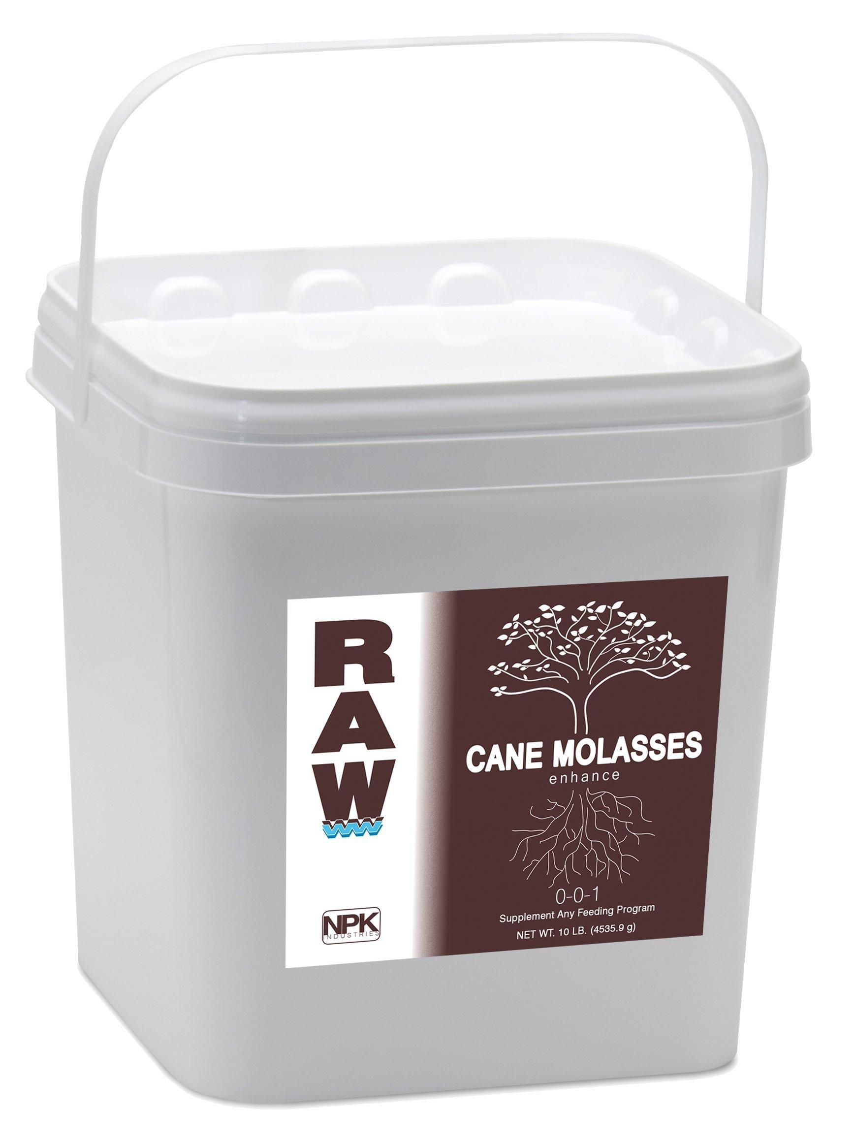 NPK Industries 717872 Raw Cane Molasses Fertilizer, 10 lb, 10 Pound