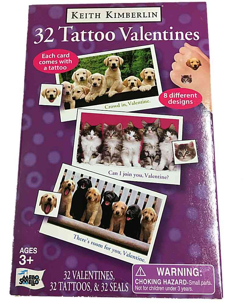 Amazon Com Keith Kimberlin Puppies And Kittens Valentines With