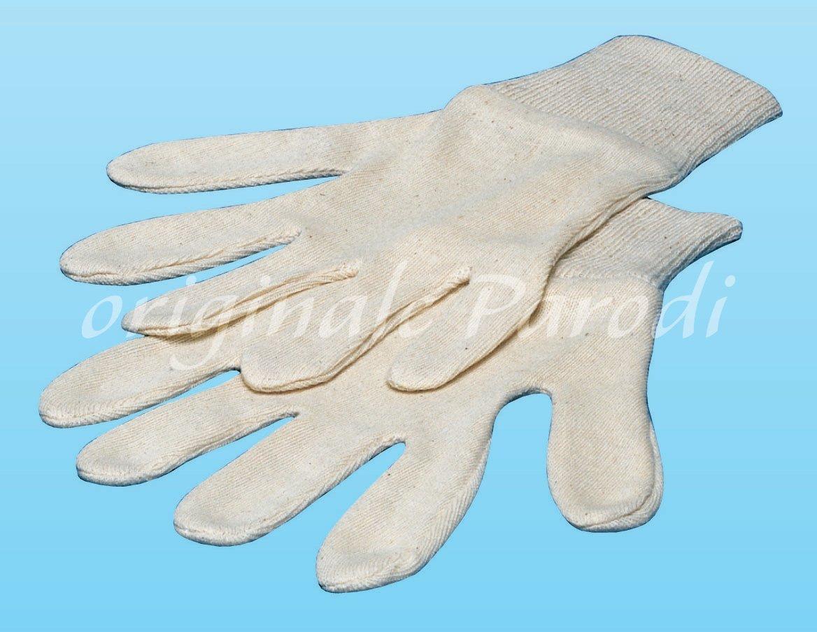 Parodi&Parodi Manibelle Guanti, Cotone, Bianco, 13x30x1 cm, 2 unità 2 unità Parodi & Parodi S.r.l. 120