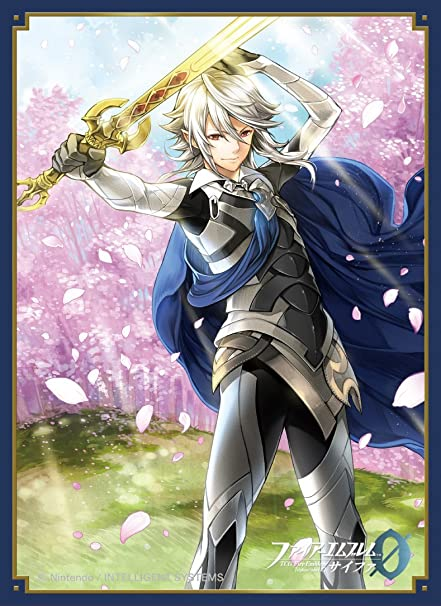 Amazon.com: Fire Emblem 0 (Cipher) Kamui Card Game Character ...