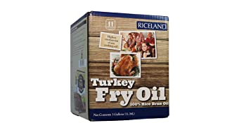 Turkey Fry Oil by Riceland