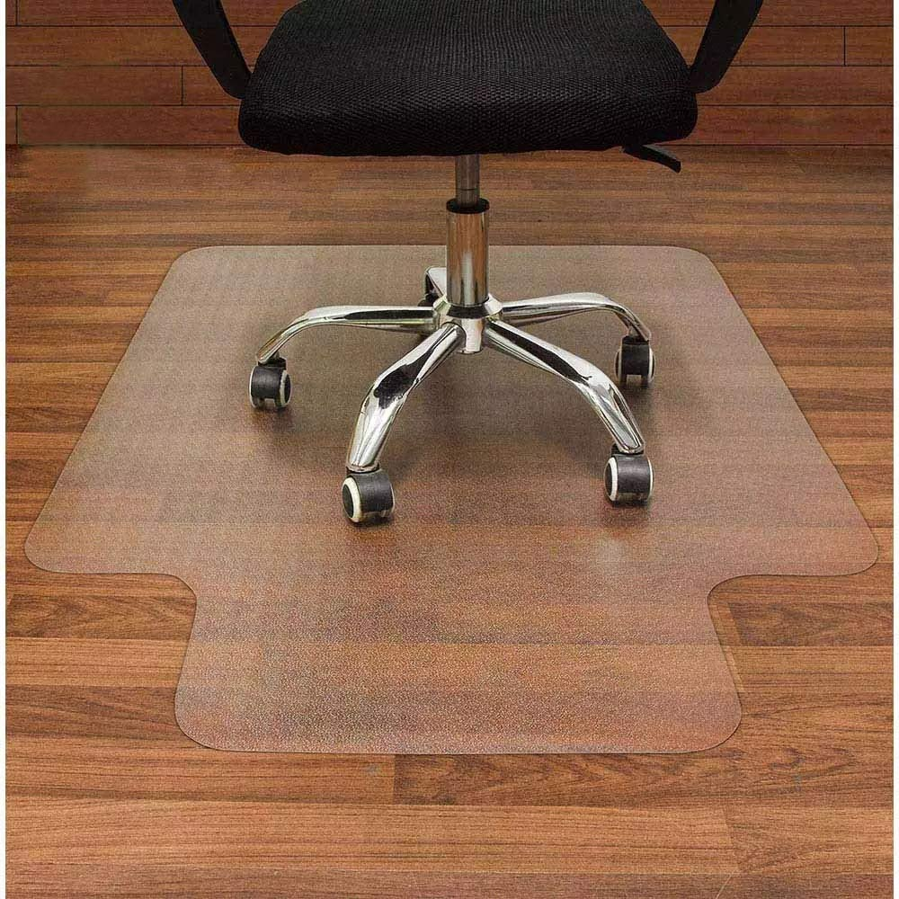 Plastic Office Chair Mat for Hard Floor and Carpet