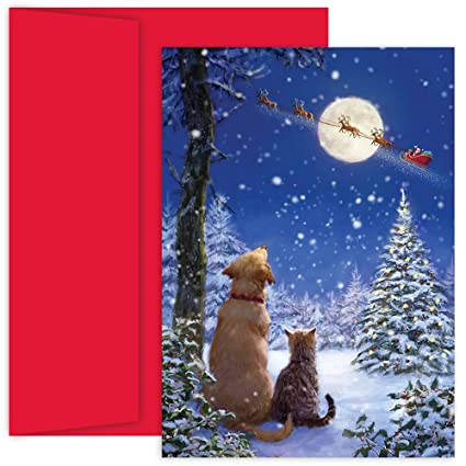 Amazon great papers holiday greeting card and to all a holiday greeting card and to all a goodnight holiday greeting card 897500 m4hsunfo