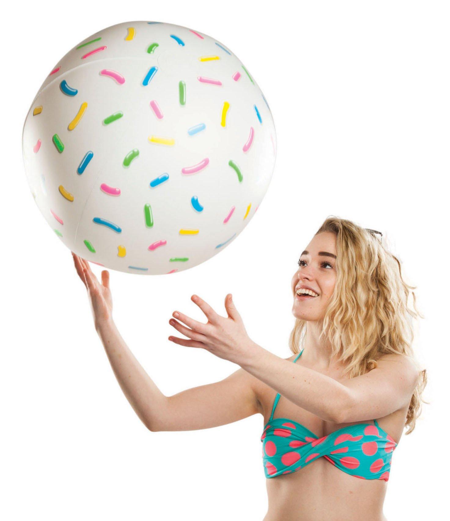 BigMouth Inc. Beach Balls (Donut Hole)