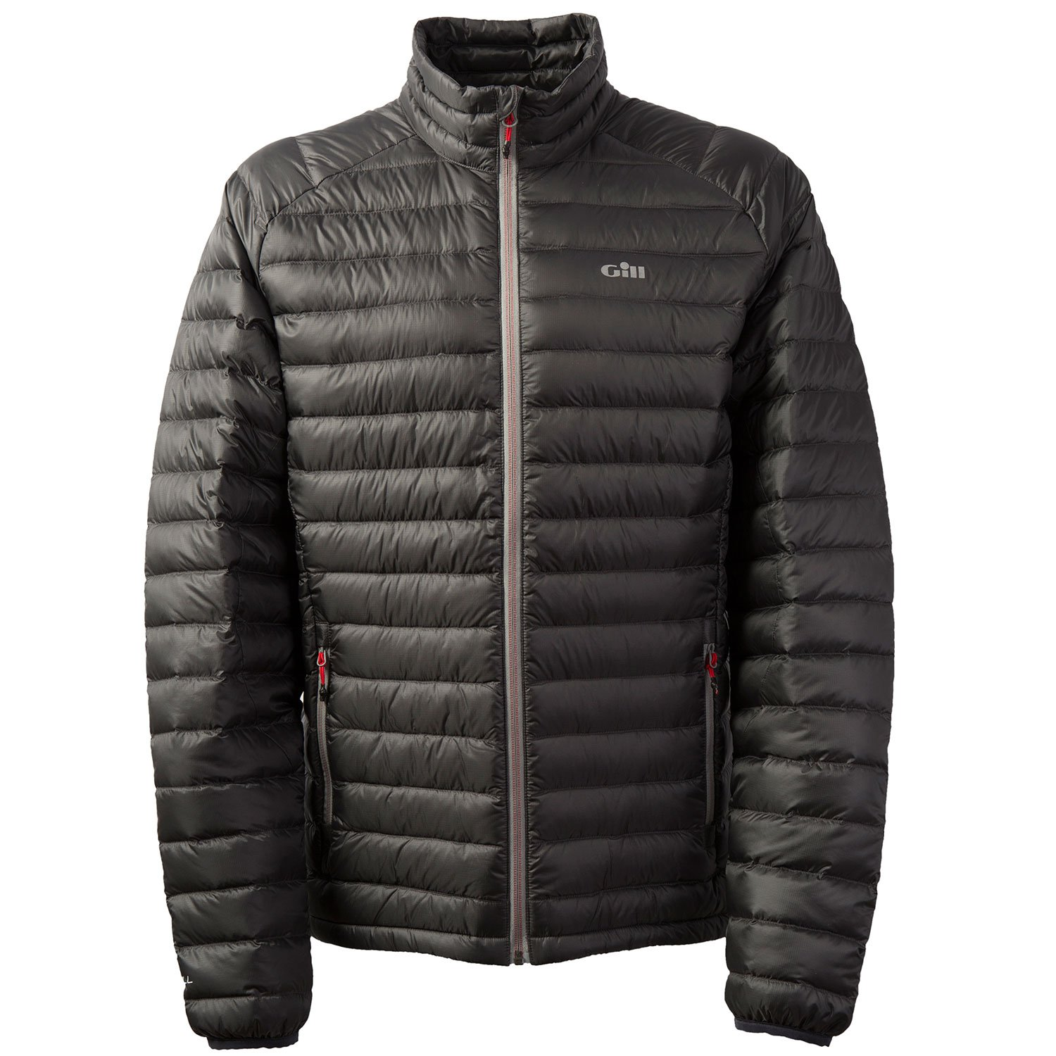 2017 Gill Hydrophobe Down Jacket Charcoal 1062 Size - - Large by Gill