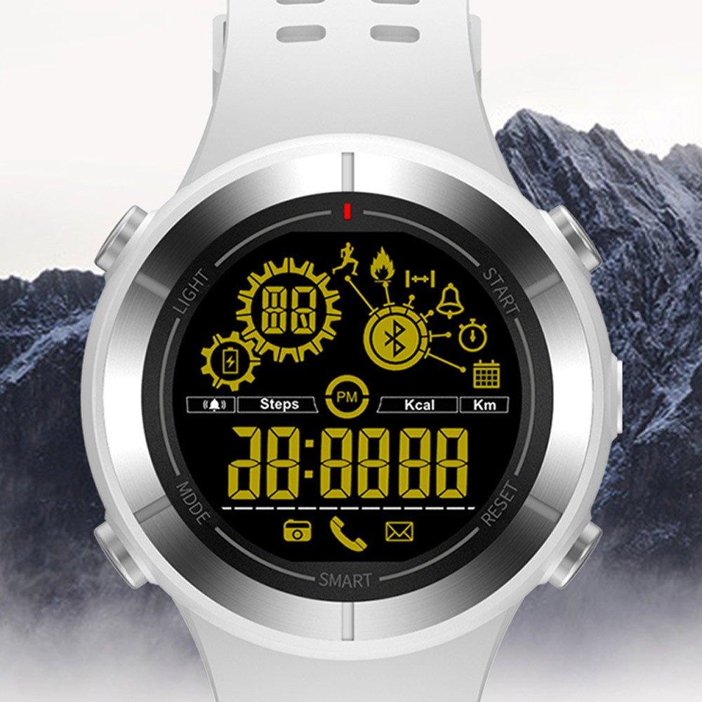 Amazon.com: Star_wuvi EX32 Information Reminds IP67 Level Waterproof Health Monitoring Smart Watch: Watches