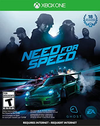 Amazon Com Need For Speed Xbox One Electronic Arts Video Games