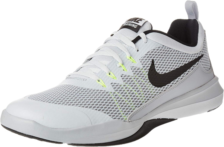Mehrfarbig (Wolf grau schwarz Pure Platinum Volt 006) 42 EU Nike Herren Legend Trainer Fitnessschuhe, schwarz, 7 EU