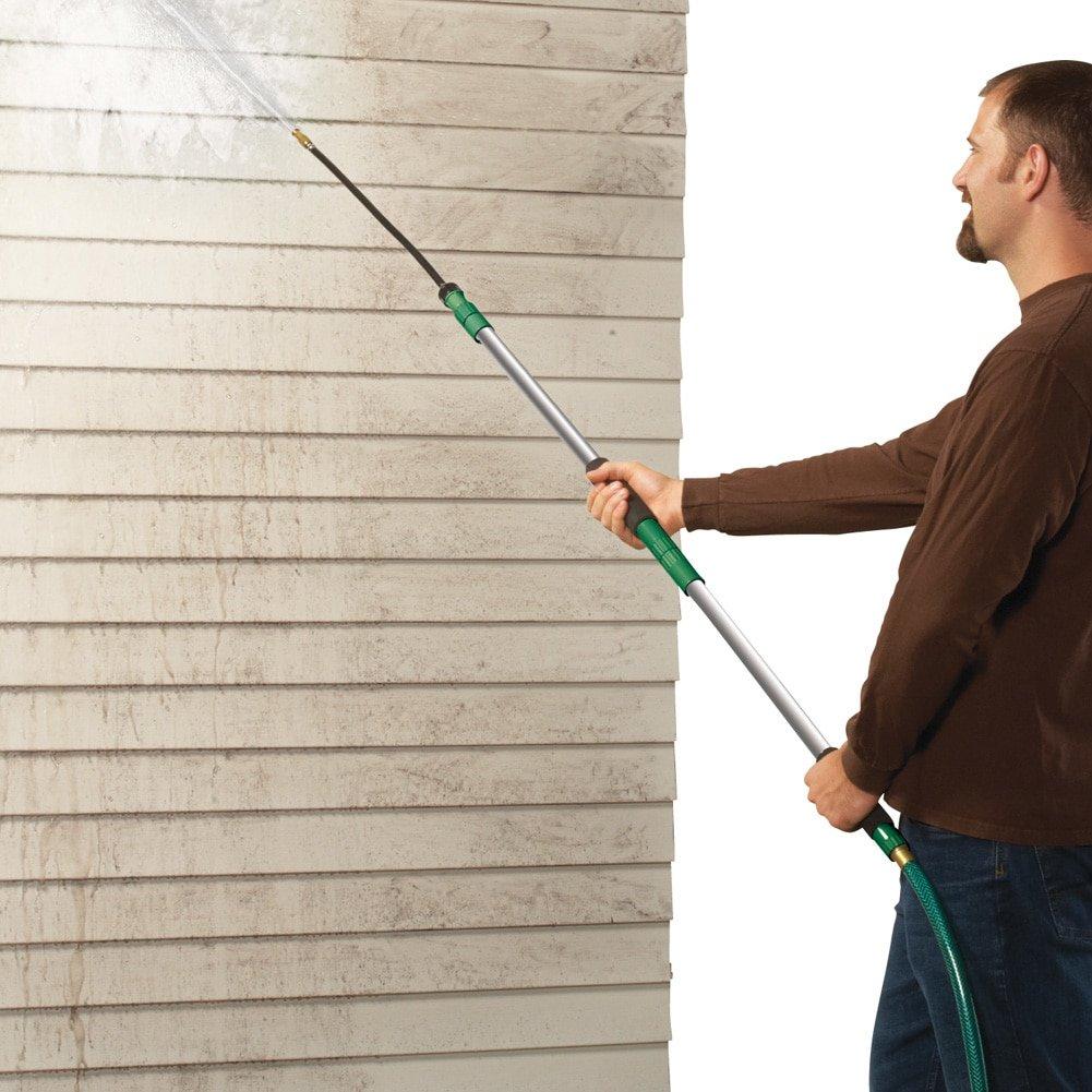 Home & Garden Water Blaster Attachment