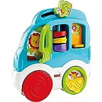 Fisher Price Infant Infantil Actividades de Animales 6m-36m Cmv93 Baby Toy