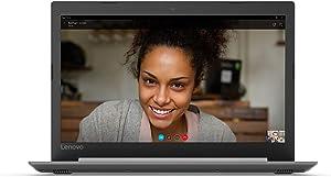 "Lenovo 81D1000CUS 2018 ideapad 15.6"" HD LED-Backlit Display Laptop, Intel Processor DVD-RW Platinum Gray"