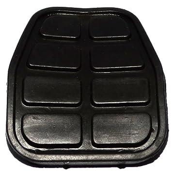 AERZETIX: Reposapies caucho para pedal de embrague de coche, vehiculos C10997: Amazon.es: Coche y moto