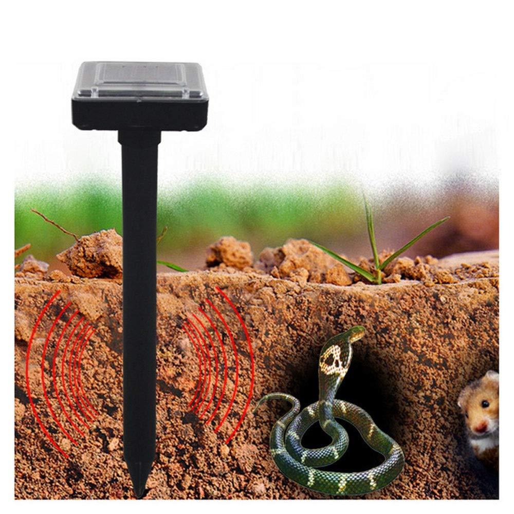 serpiente de impulsi/ón solar al aire libre Color : 1 PACK QTRT Serpiente de impulsi/ón solar