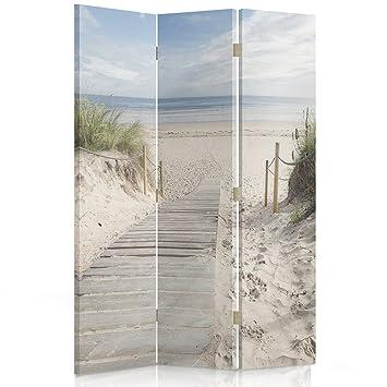 Feeby Frames Paravent Wandbild Druck Auf Plane Trennwand Für Zimmer