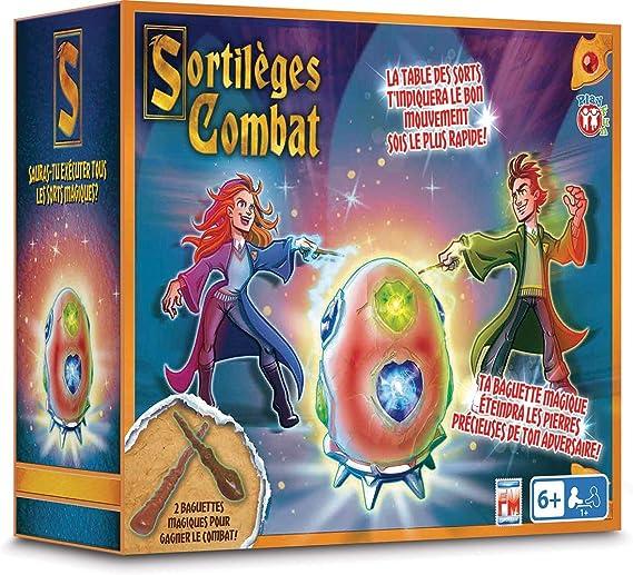 IMC Toys – Sortilegios Combat – Playfun – 97407 , color/modelo surtido: Amazon.es: Juguetes y juegos
