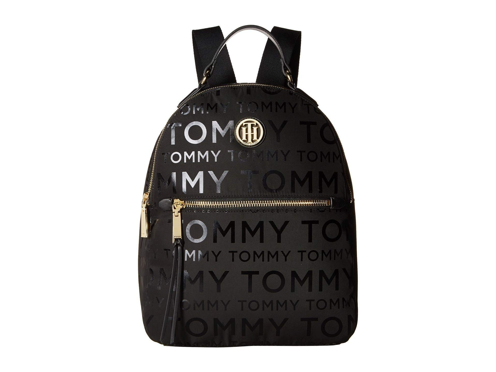 64c9ceab51 Galleon - Tommy Hilfiger Women's Shannon Backpack Black One Size