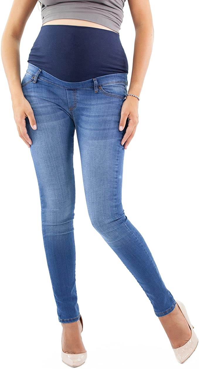 Milano Denim Maternity Jeans Made In Italy At Amazon Women S Clothing Store