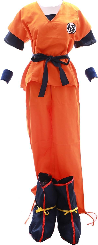 Kawaii-Story S DE 02 Dragon Ball Z Son Goku Go Chándal de Cosplay ...