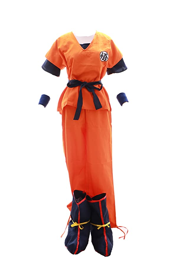 Kawaii-Story S DE 02 Dragon Ball Z Son Goku Go Chándal de Cosplay ...