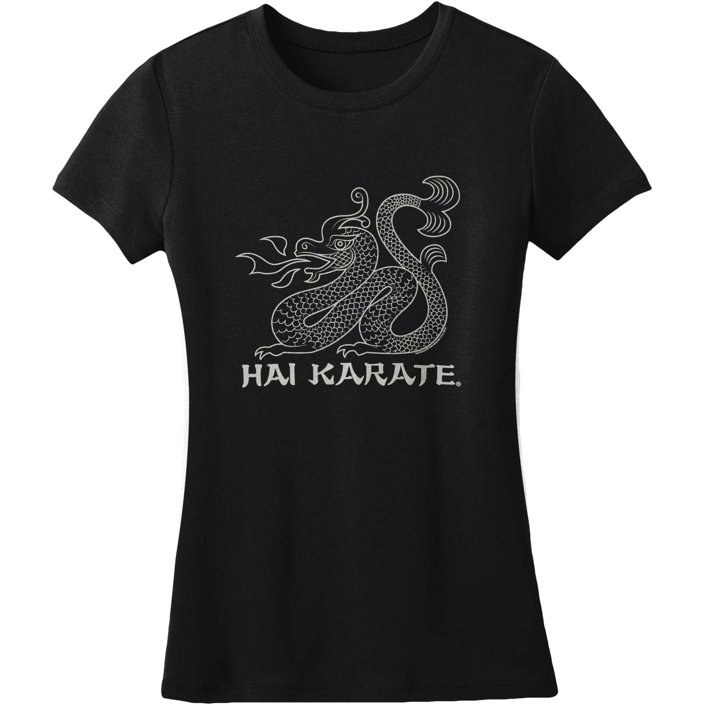 Hai Karate HK Dragon Junior Top XX-Large Black by Hai Karate