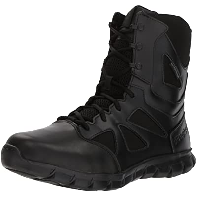 Reebok Men's Sublite Cushion Tactical Rb8806 Military & Tactical Boot: Shoes